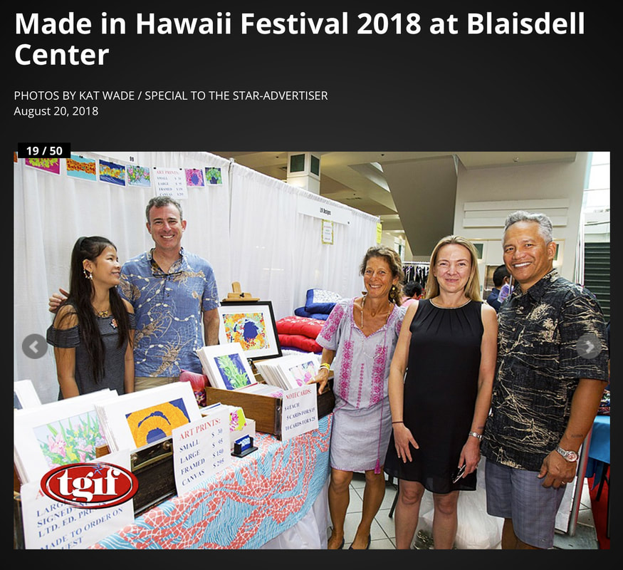 Judd Boloker Made in Hawaii Festival